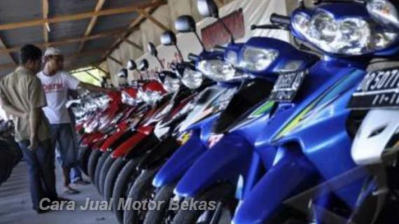 Cara Jual Motor Bekas di Bali Terlengkap