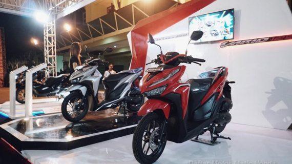 Motor Matic Honda Terfavorit Keluarga