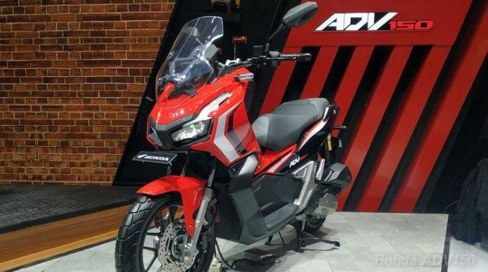 Honda-ADV150