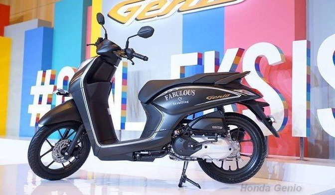 Honda-Genio