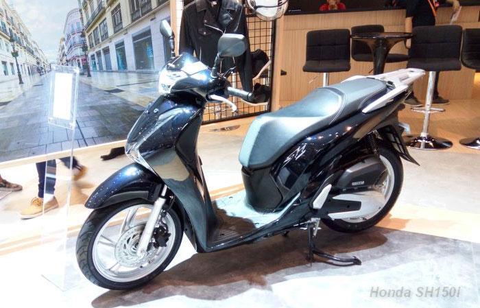 Honda-SH150i