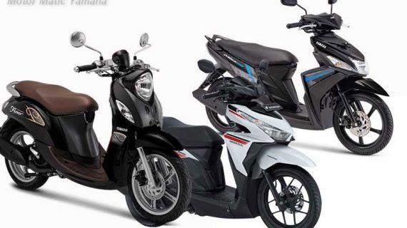 Produk Harga Motor Yamaha dan Design Terbaru