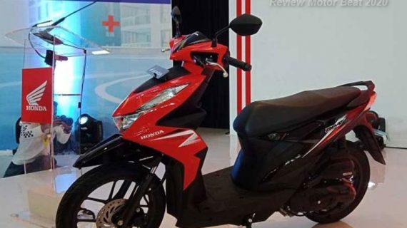 Motor Beat 2020 Dengan Fitur dan Spesifikasi Terbaru