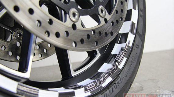 Pilihan Warna Velg Motor Paling Keren dan Berkualitas