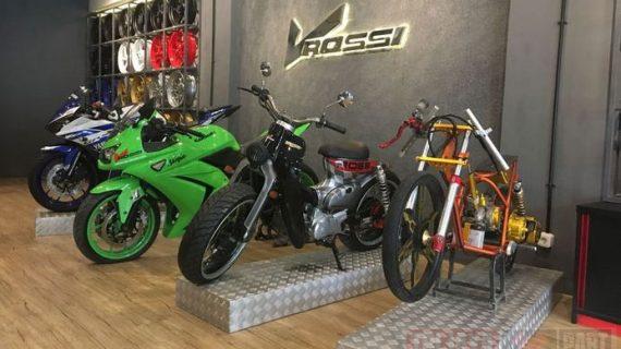 Harga Velg Rossi Ring 17 Terbaru Dan Terlengkap 2020