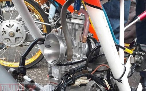 Karbu PWK Mumpuni Untuk Motor Balap dan Biasa