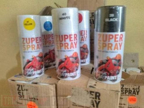 Zuper-spray