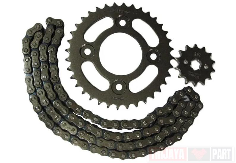 Gear Set Sepeda Motor