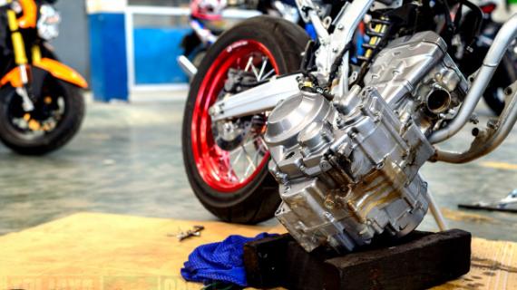Analisa Buka Usaha Bengkel Motor Dan Toko Sparepart