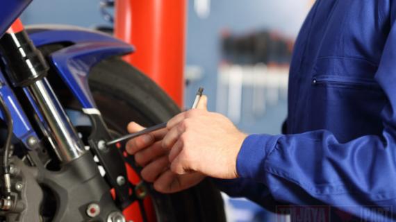 Strategi Buka Usaha Bengkel Motor Dan Toko Sparepart